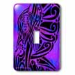 click on Titania Fairy Female Tribal Fantasy Abstract to enlarge!