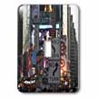 click on Busy life in Times Square Neon lights, ads and theater district to enlarge!