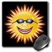 click on Smiling Sunshine a happy sunny face wearing sunglasses with a smile to enlarge!