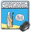 click on Moses Tolerates God s Humor  to enlarge!