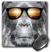 click on Bigfoot In Shades Bigfoot or Sasquatch is pictured in style wearing sunglasses to enlarge!