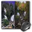 click on Anna Ruby Falls in Summer and Fall to enlarge!