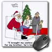 click on Dale Hunt - Santa and the Useless Gift List to enlarge!