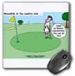 click on Cow Country Club - Golf to enlarge!