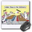 click on Udder Chaos - Cow Food Fight to enlarge!