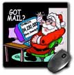 click on Ira Monroe about Santas E-Mail for Christmas to enlarge!