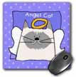 click on Angel Himalayan Cat Cartoon Pet Loss Memorial  to enlarge!