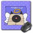click on Angel Siamese Cat Cute Cartoon Pet Loss Memorial  to enlarge!