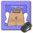 click on Angel Tan Cat Cute Cartoon Pet Loss Memorial  to enlarge!