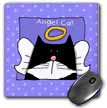 click on Angel Tuxedo Cat Cute Cartoon Pet Loss Memorial  to enlarge!
