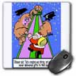 click on Ira Monroe - Santa Finds Some Buildings are Stirring More than a Mouse to enlarge!