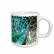 click on Turquoise n Black Zebra Melt to enlarge!