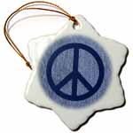 click on Peace Symbol On Faded Jeans to enlarge!