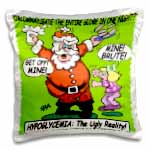click on Ira Monroe - Santa and Hypoglycemia to enlarge!