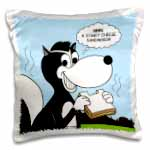 click on Skunk Favorites - Stinky Cheese Sandwich to enlarge!
