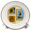 click on Framed Sunflowers to enlarge!