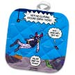 click on Out to Lunch Cartoon SCUBA Diving no clowing around to enlarge!