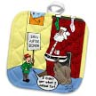 click on Dale Hunt - Santa Contributes to the Bad Economy to enlarge!