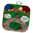 click on Camping Safety - Bear Bag to enlarge!