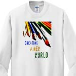 click on Creating A New World- Colored Pencils- Photography to enlarge!