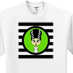 click on Cute Bride of Frankenstein to enlarge!