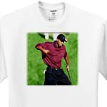 click on Tiger Woods to enlarge!
