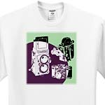 click on Vintage Cameras on Green and Purple to enlarge!