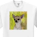 click on Chihuahua Portrait to enlarge!