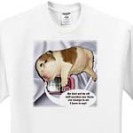 click on English Bulldog Jealousy to enlarge!