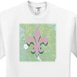 click on Fleur De Lis Digital Art to enlarge!