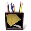 click on Yellow Graduation Cap With Yellow And White Tassel Black Background Congratulations to enlarge!