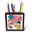 click on Vintage Children With American Flag to enlarge!