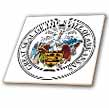 click on Great Seal of Arkansas (PD-US) to enlarge!