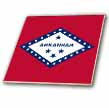 click on State Flag of Arkansas (PD-US) to enlarge!