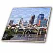 click on Little Rock Downtown on Canvas to enlarge!