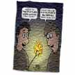 click on Knots Cartoon - Burnt Marshmallow smores - yum to enlarge!