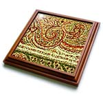 click on Red Cream Olive Green Paisley to enlarge!