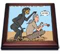 click on Dr. Jane Goodalls 50th anniversary at GDI - monkey grooming to enlarge!