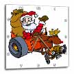 click on Nelson Deweys Reindeer Powered Santa Dragster Sleigh to enlarge!